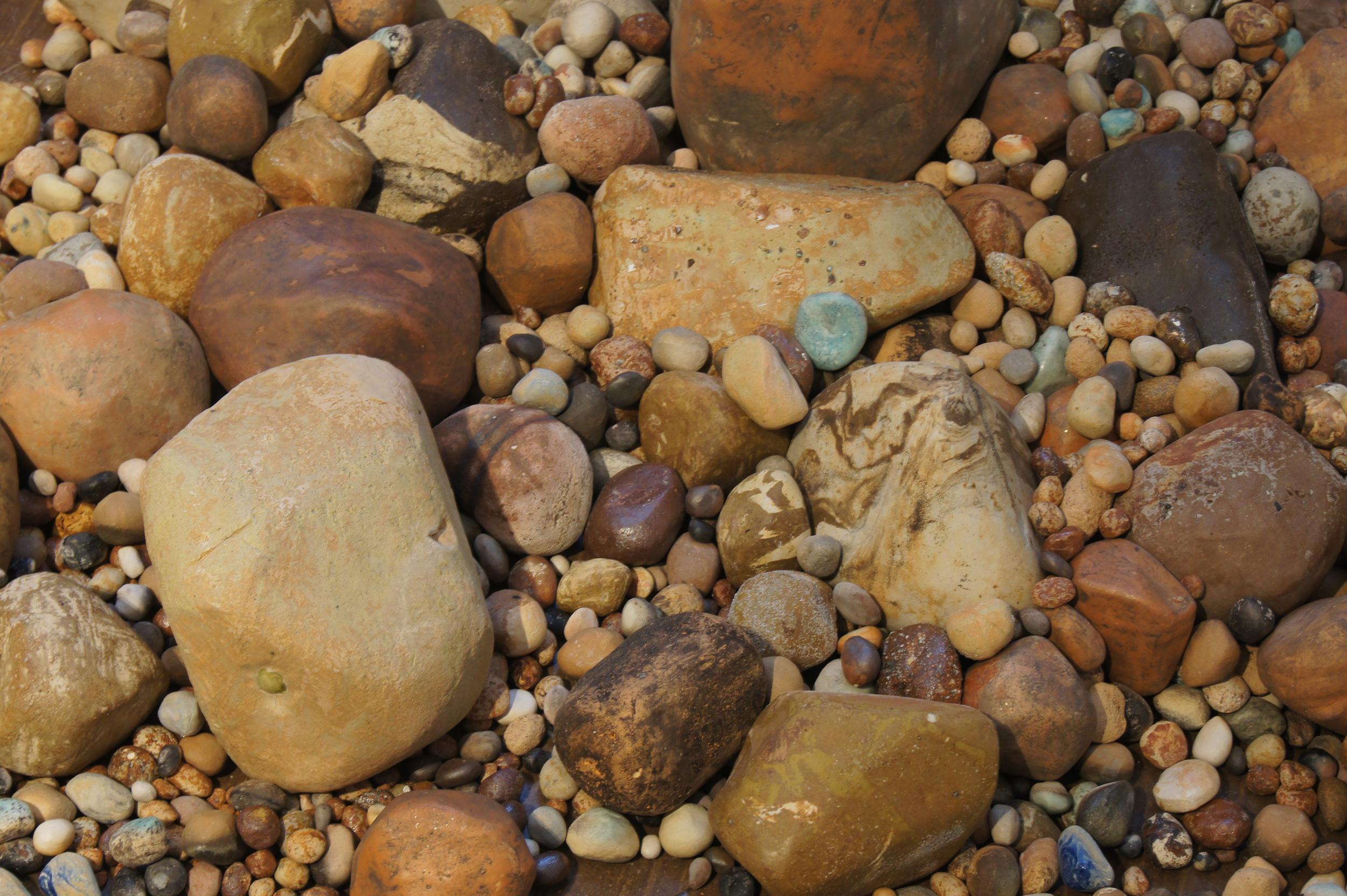 Untitled (rocks)