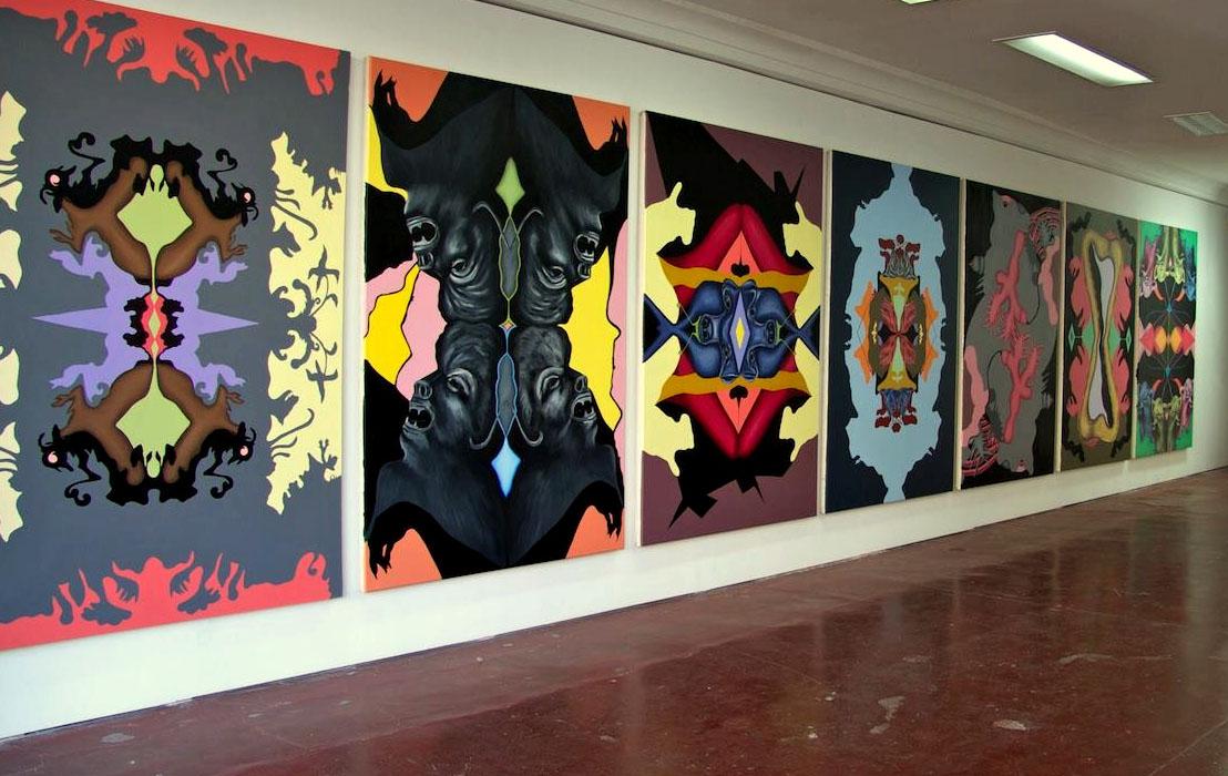 Peloton Gallery, Sydney, Australia
