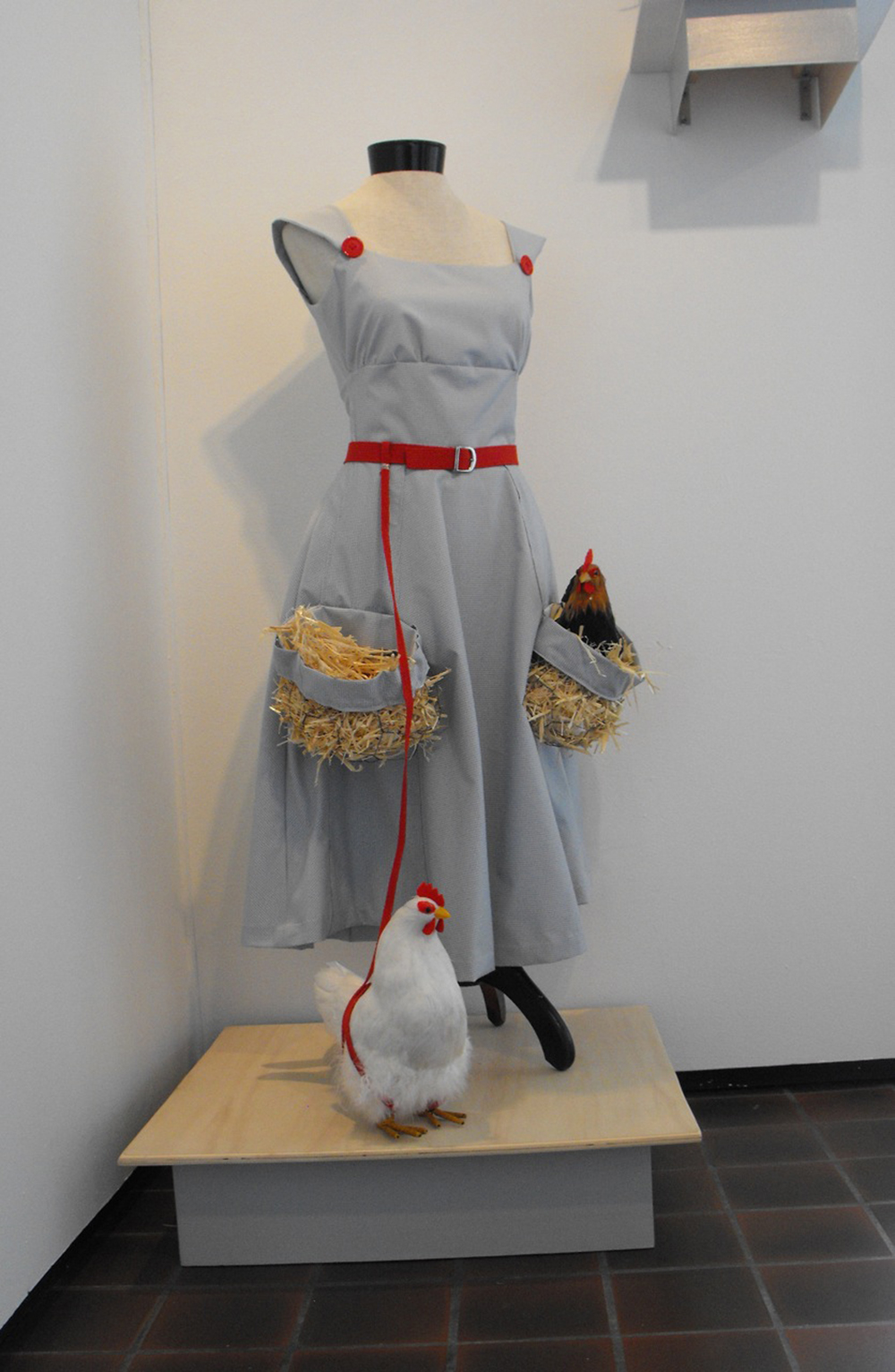 Two Chicken Dress