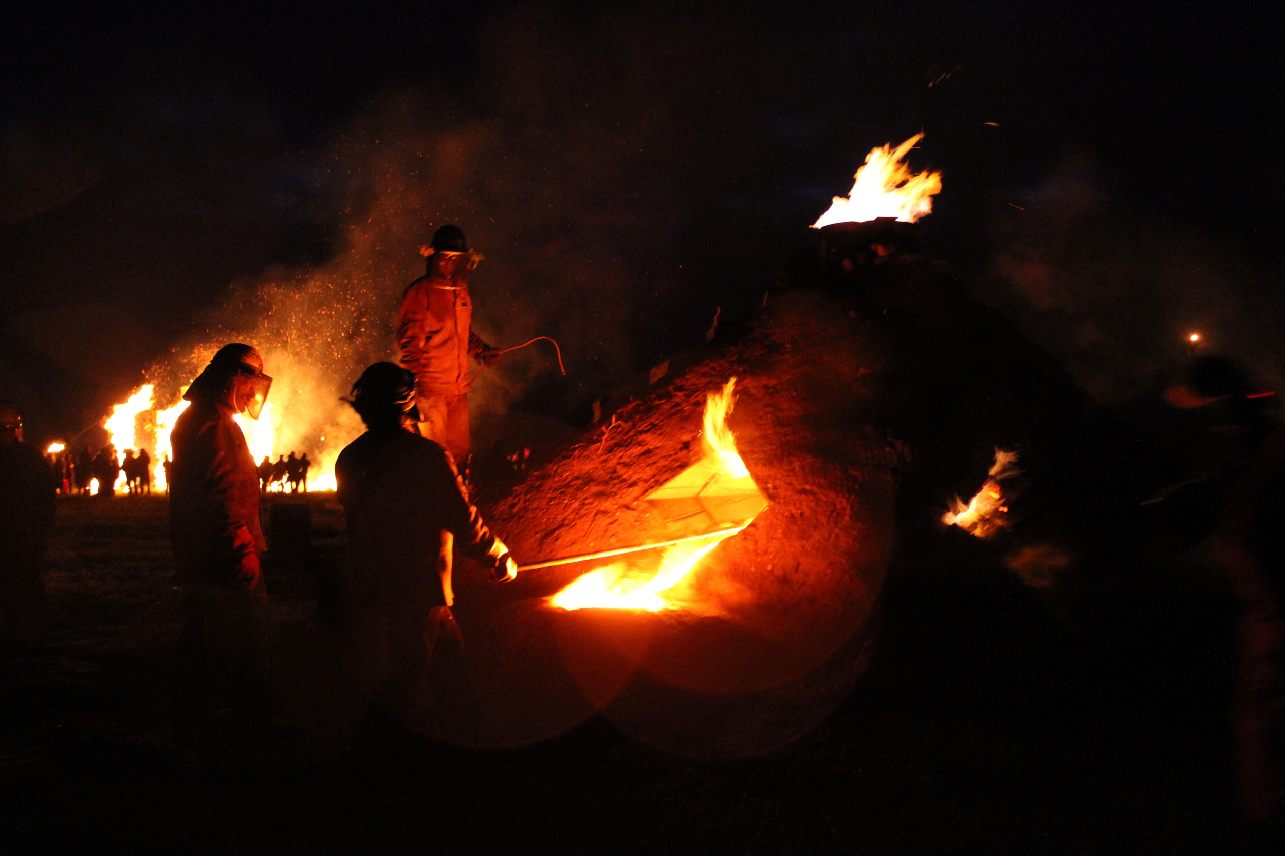 Volcano Furnace: Fire EarthWork