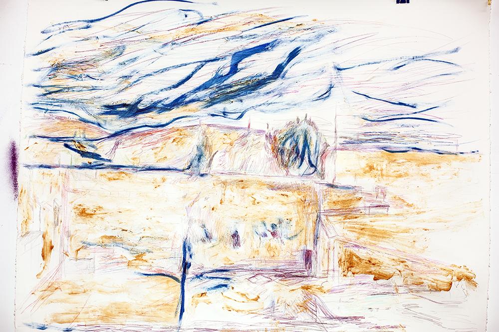Aimee Hertog, Golden Wall