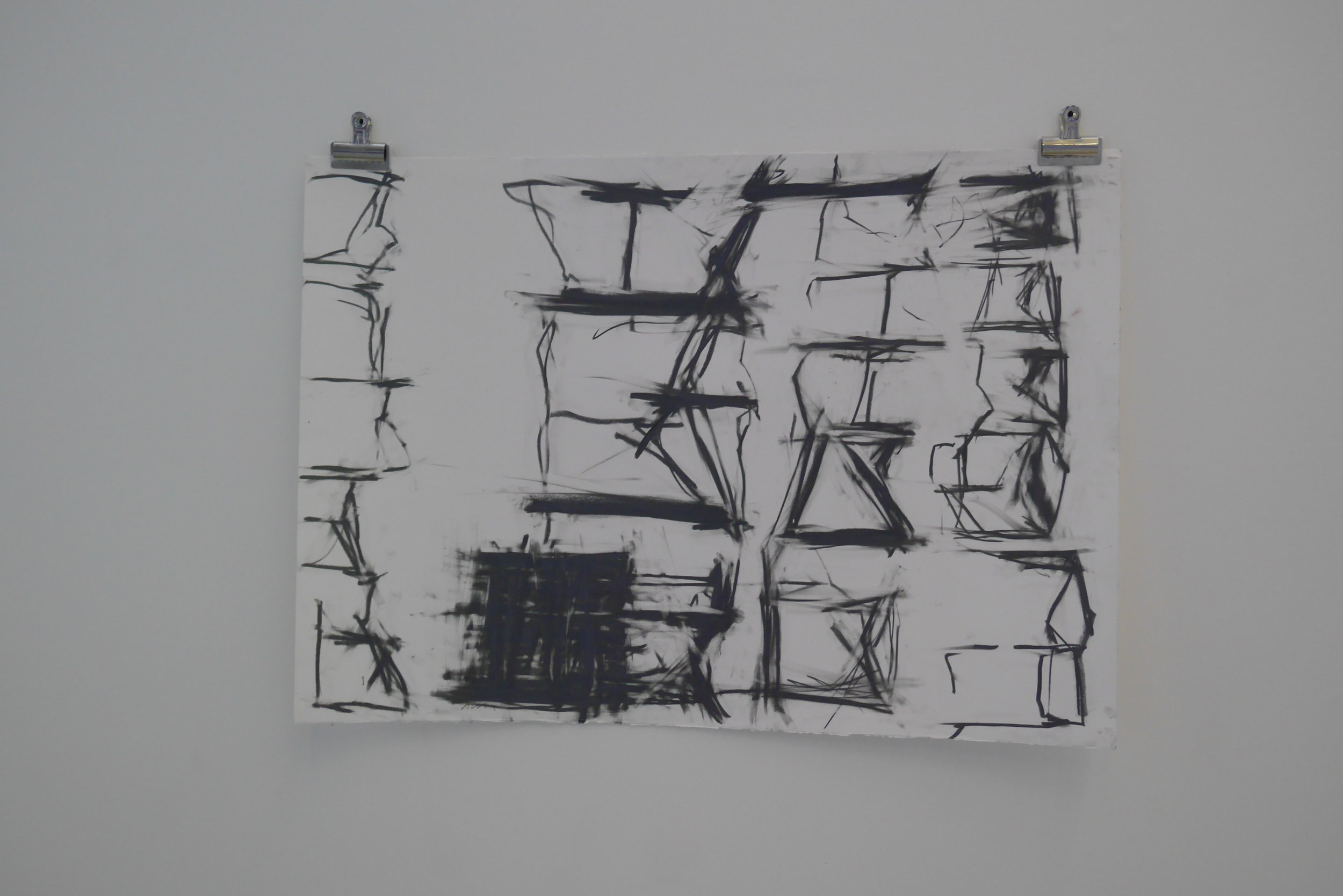 David Alban, Fragments 1