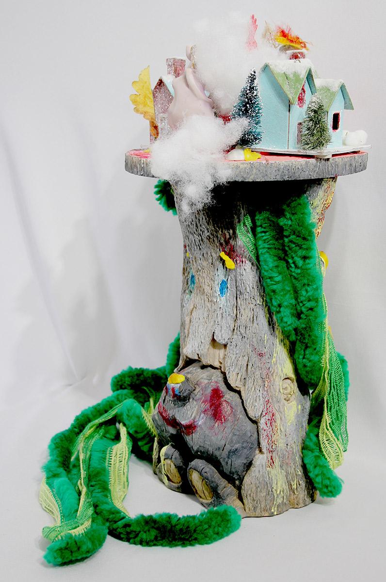 Sentimental (tree stump)