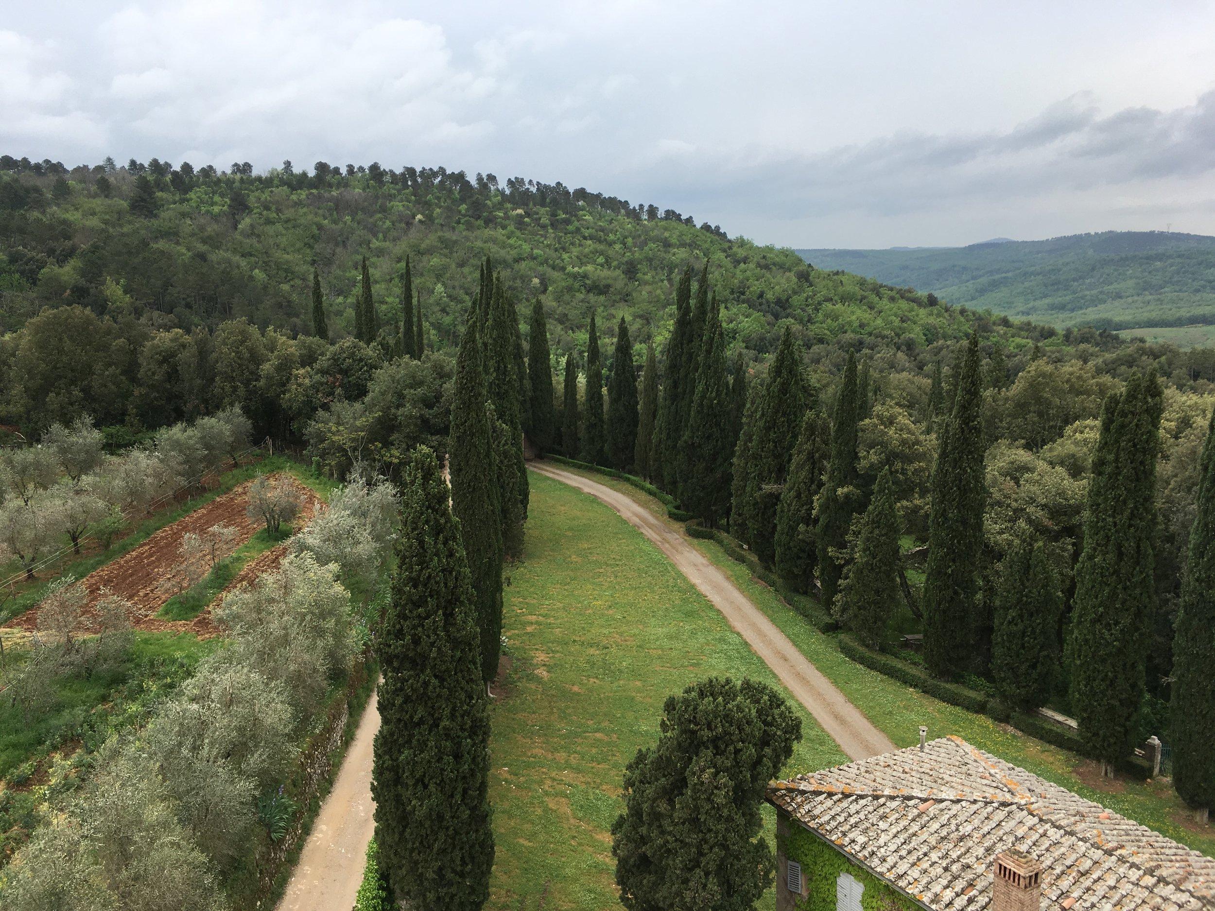 Tuscany Creative Retreat - Tenuta di Spannocchia