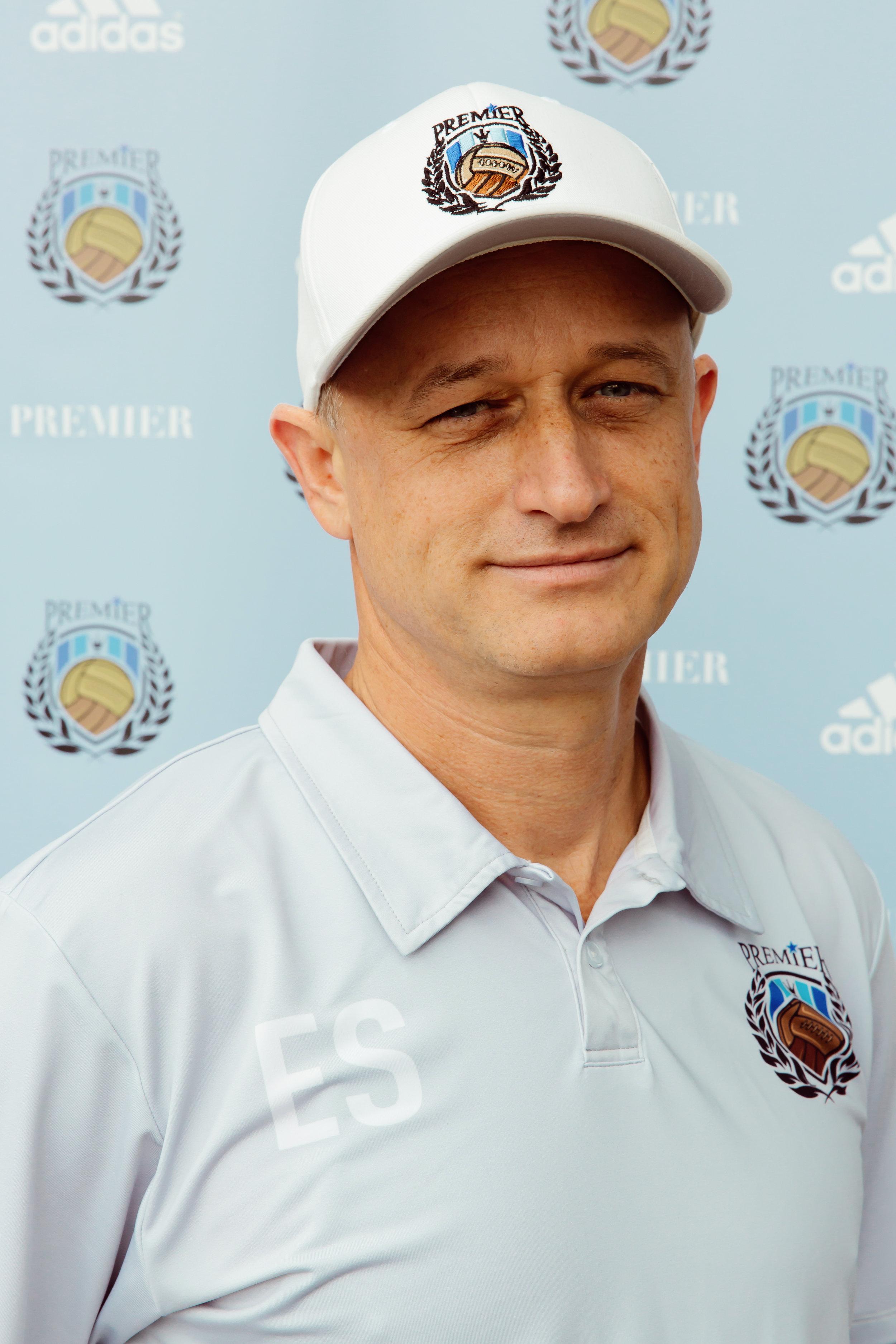 Endre Szilagyi - - High Performance U15 Coach -- Academy Coach -