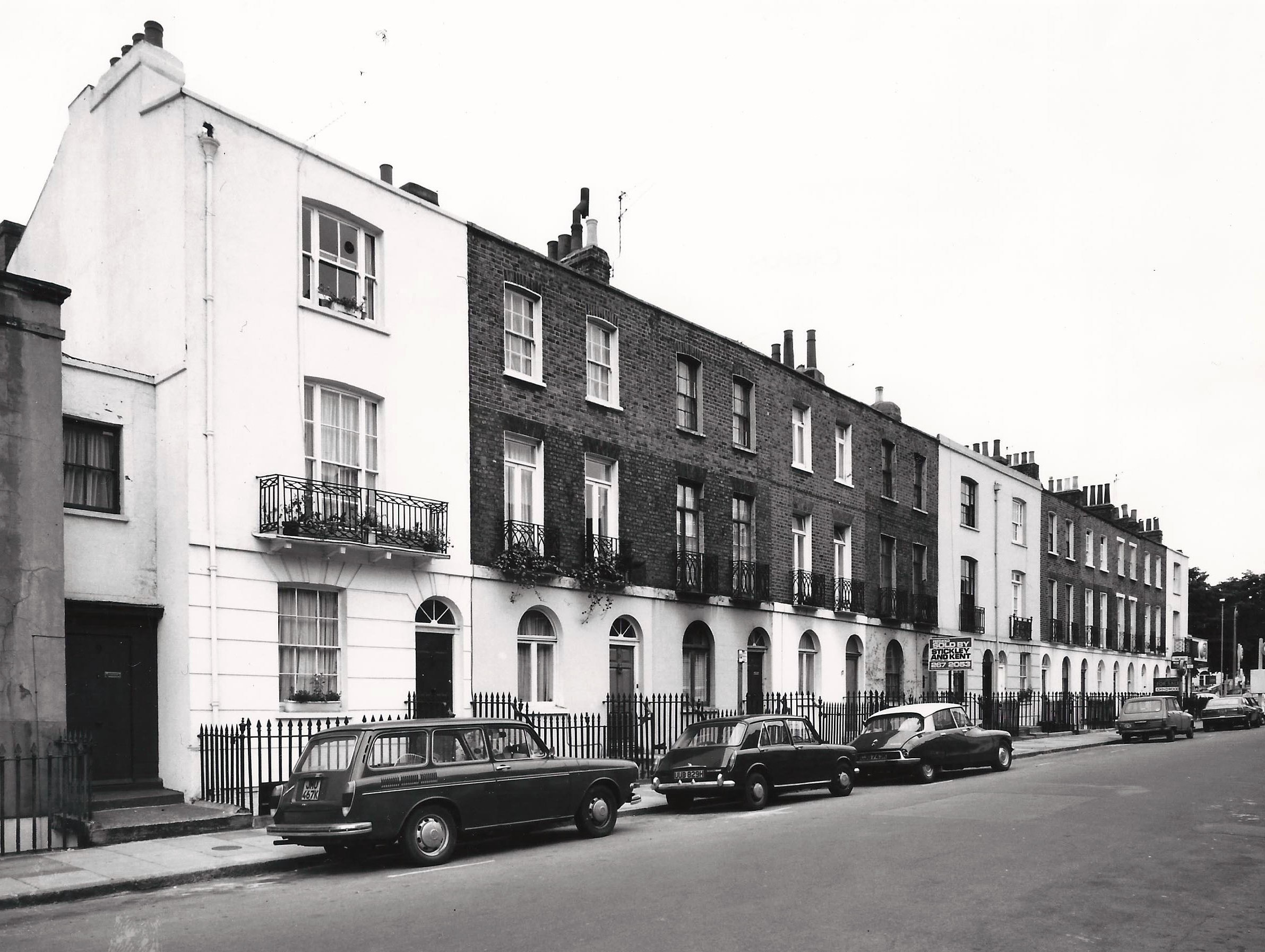 Jeffreys St in 1975 Credit: Historic England archive