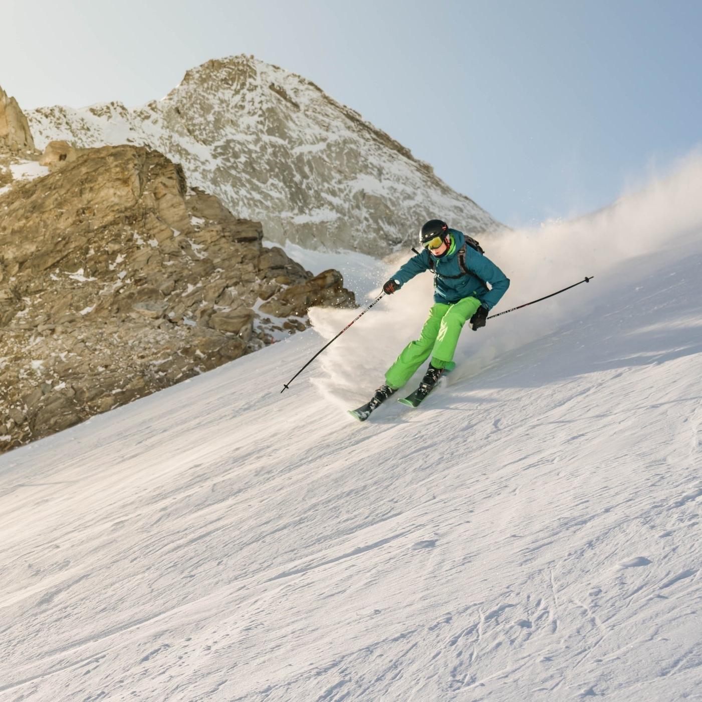 Mens Skis -