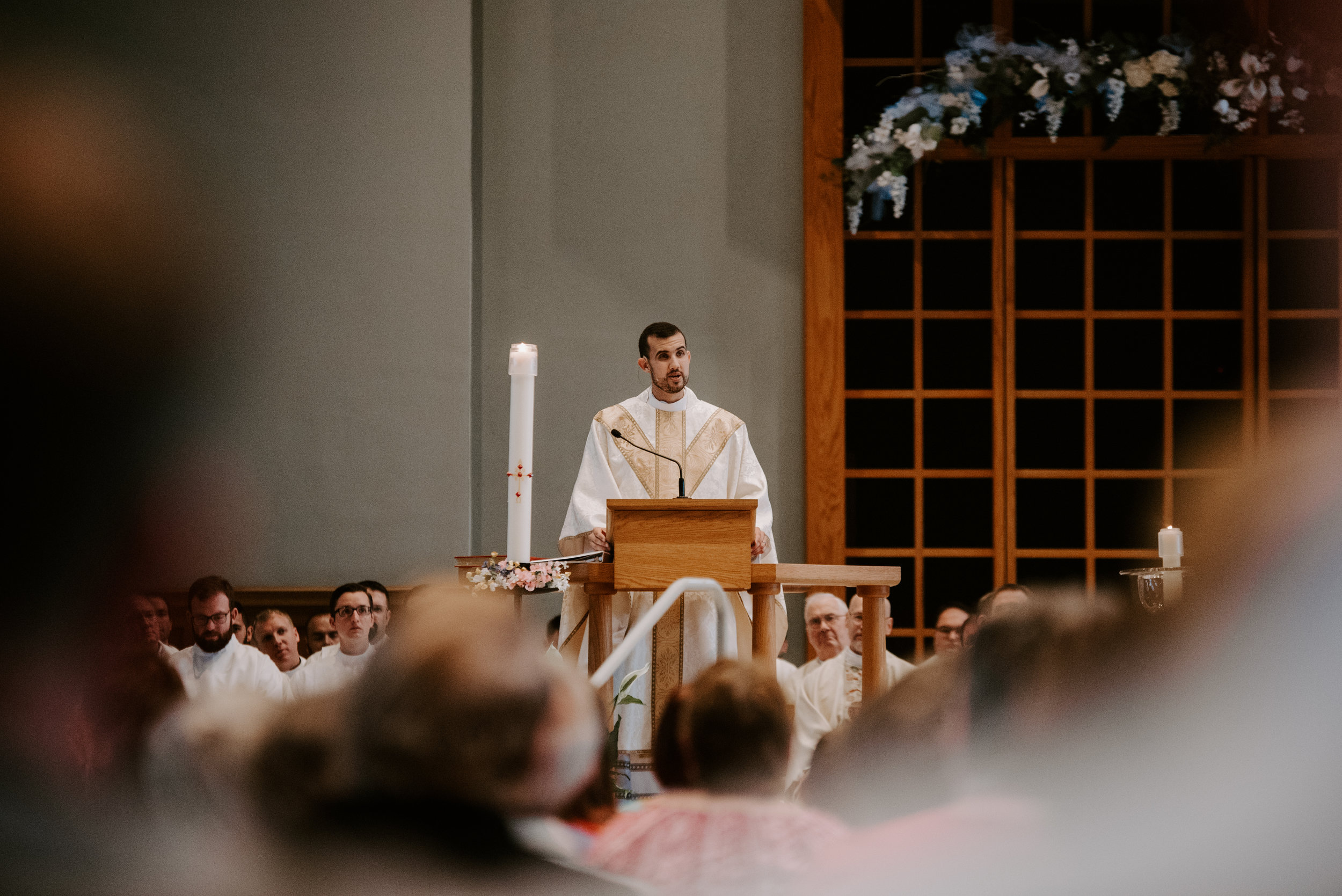 Father Michael McAndrew's Mass of Celebration
