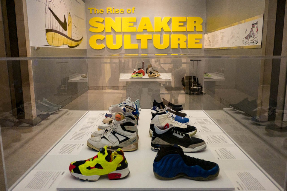 The Rise of Sneaker Culture Exhibition Review