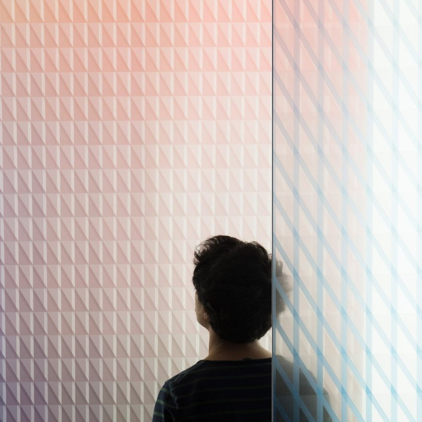 The Bouroullecs' Trippy New Glass Panels