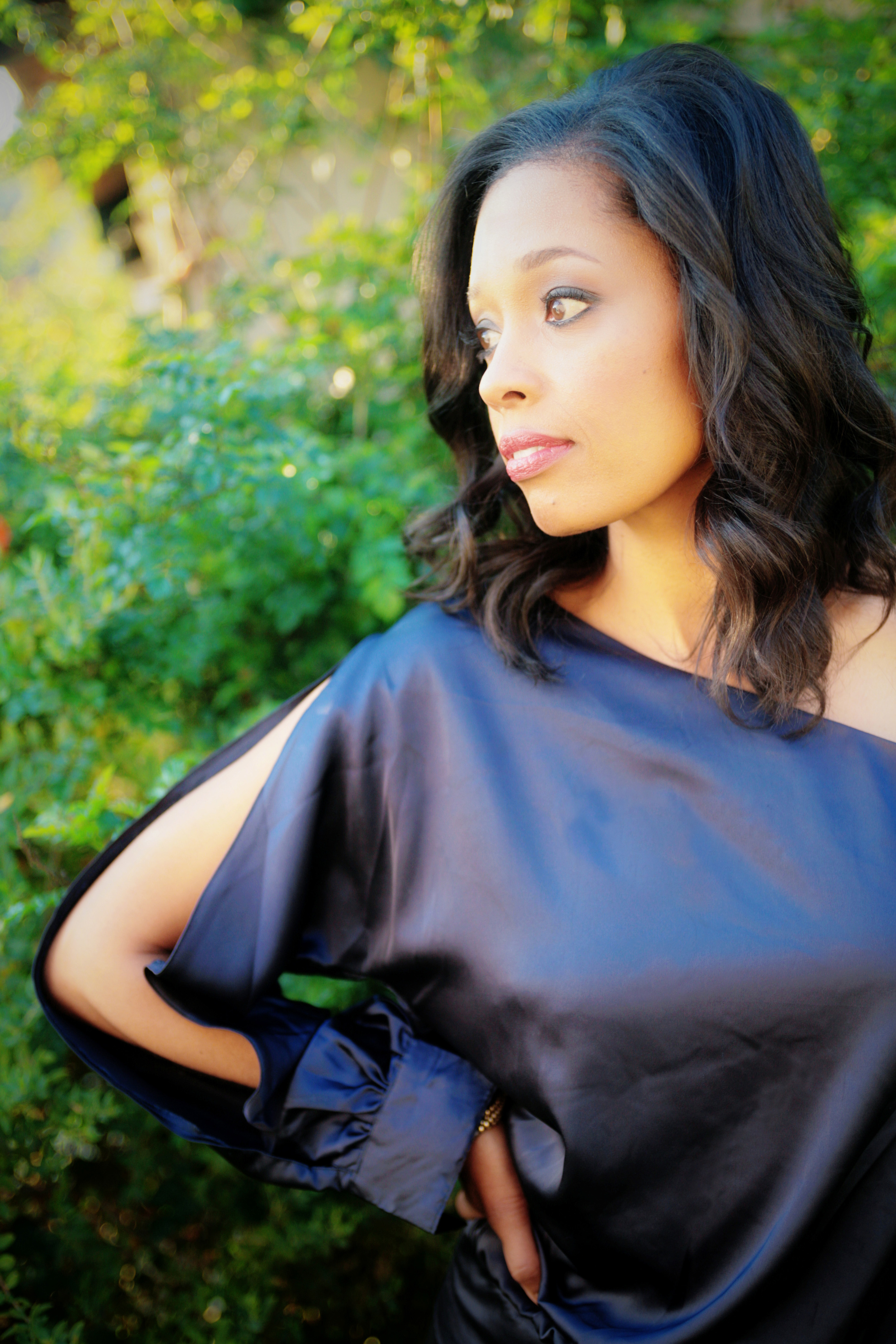 Tembi Locke - Kelly Capoccia (Hair)