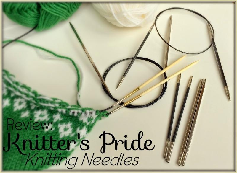 Review: Knitter's Pride Knitting Needles