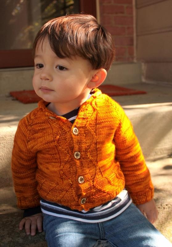 Chanchito sweater knitting pattern by Kristen Jancuk, MediaPeruana Designs
