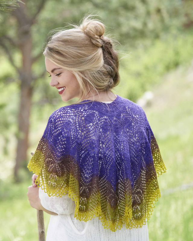 New Heights in Lace Knitting, review by Kristen Jancuk, MediaPeruana Designs