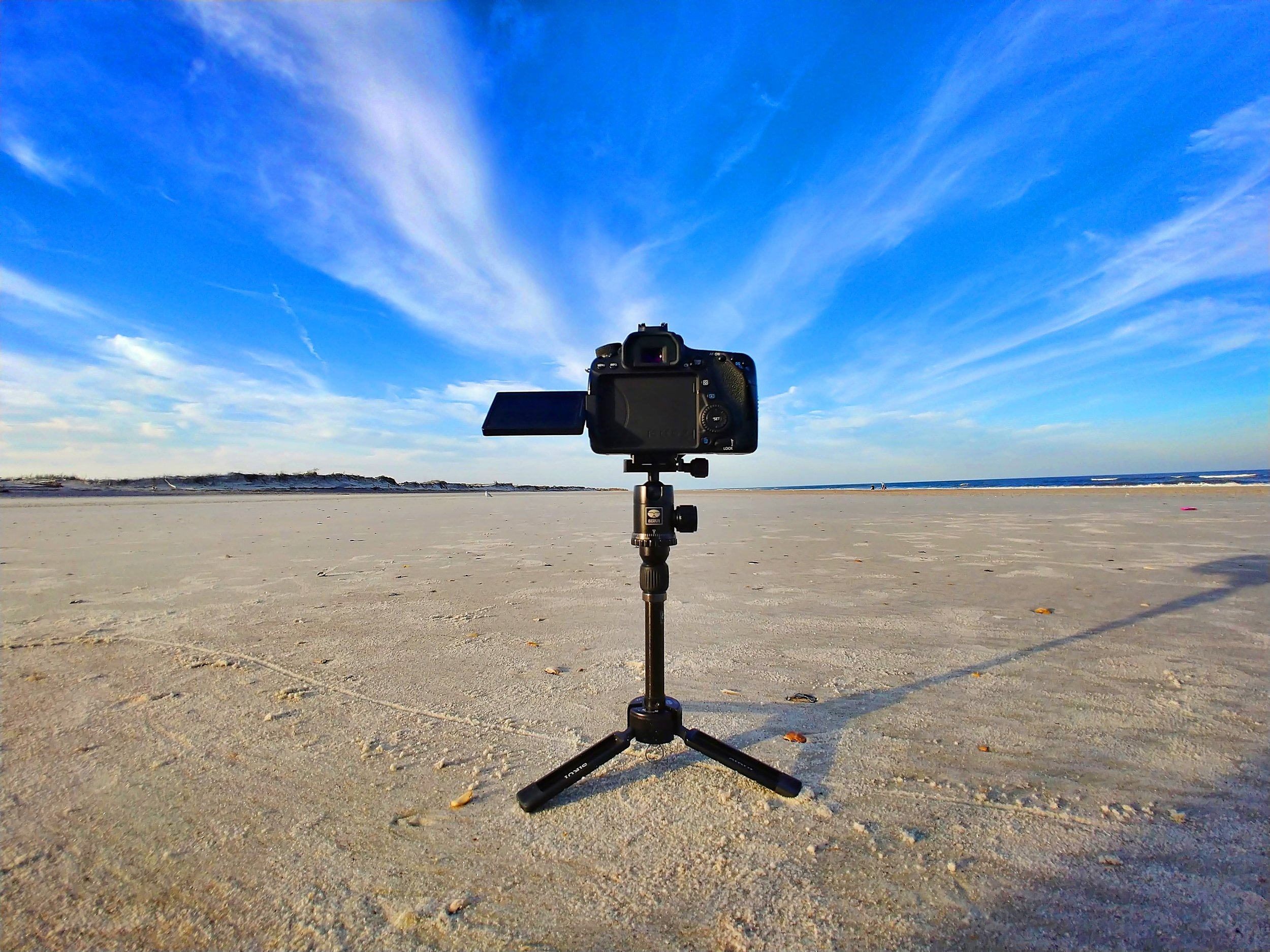 Sirui Mini Tripod Review ( 3T-35K)