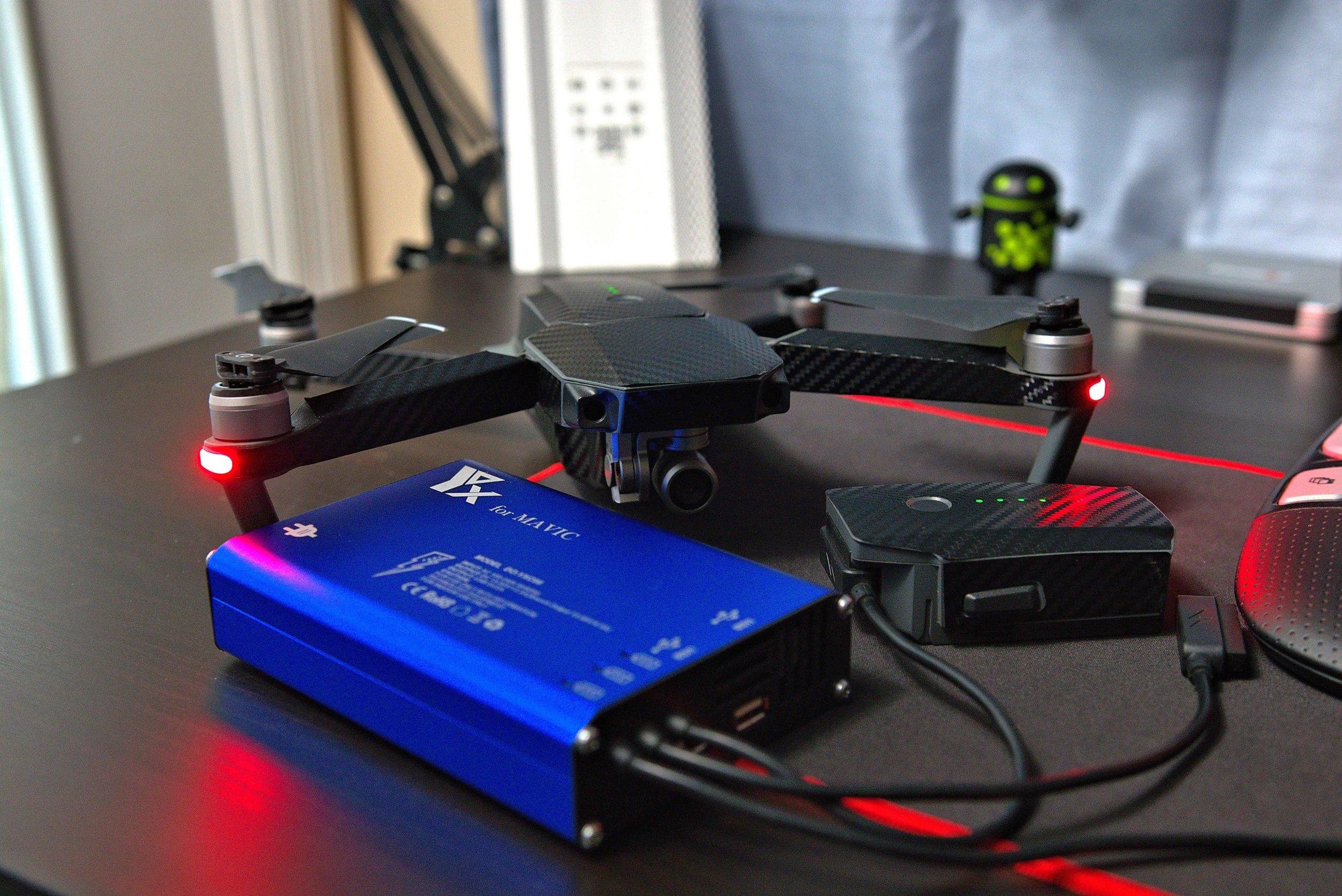 Dji Mavic Pro Fast Battery Charger (Yx)