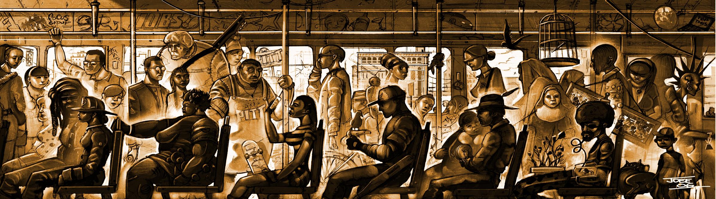 Bus Ride II