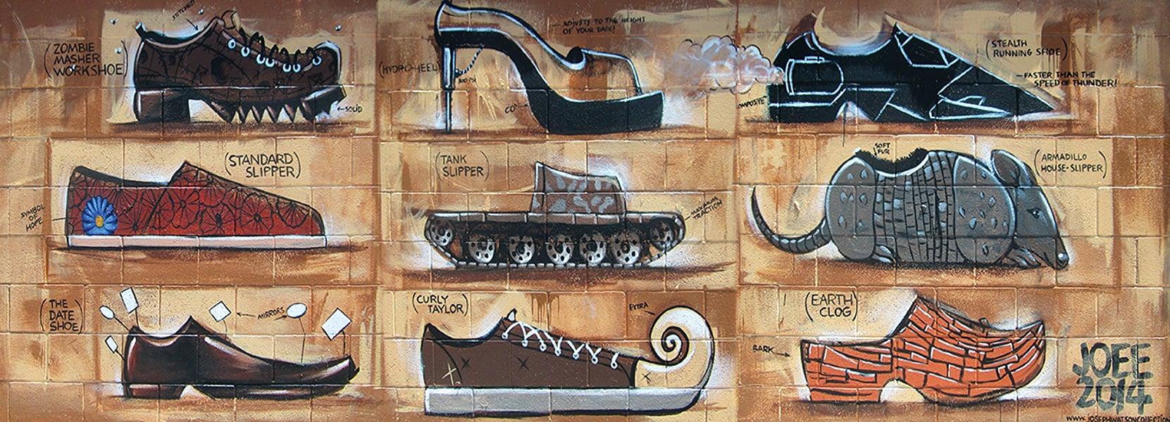 The Shoe Chart