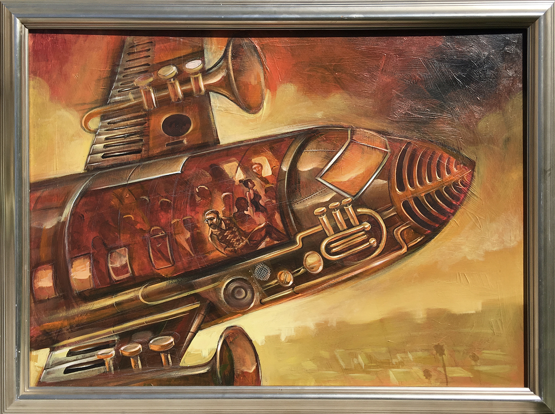 Instrumental Flight (sold)