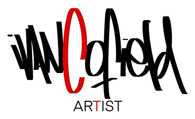 Updated #logo .. visit ivancofield.com to check out my #art or follow me @ivancofield