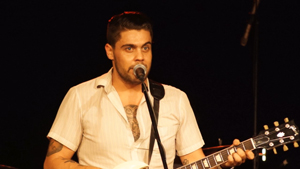Dan Sultan Live Rock for Recognition  Antar, Oxfam Australia Category: Campaign, Aboriginal Recognition