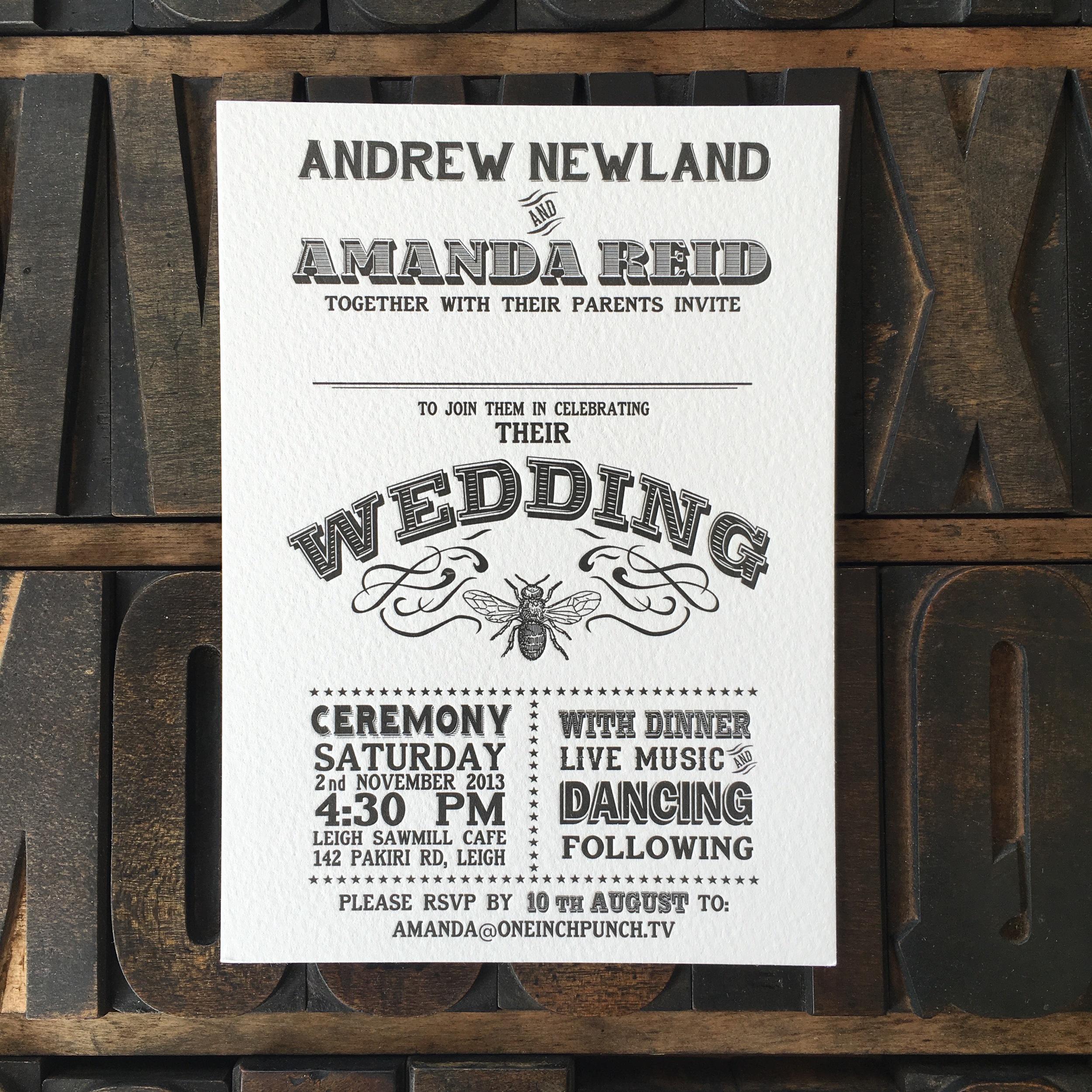 Andrew & Amanda