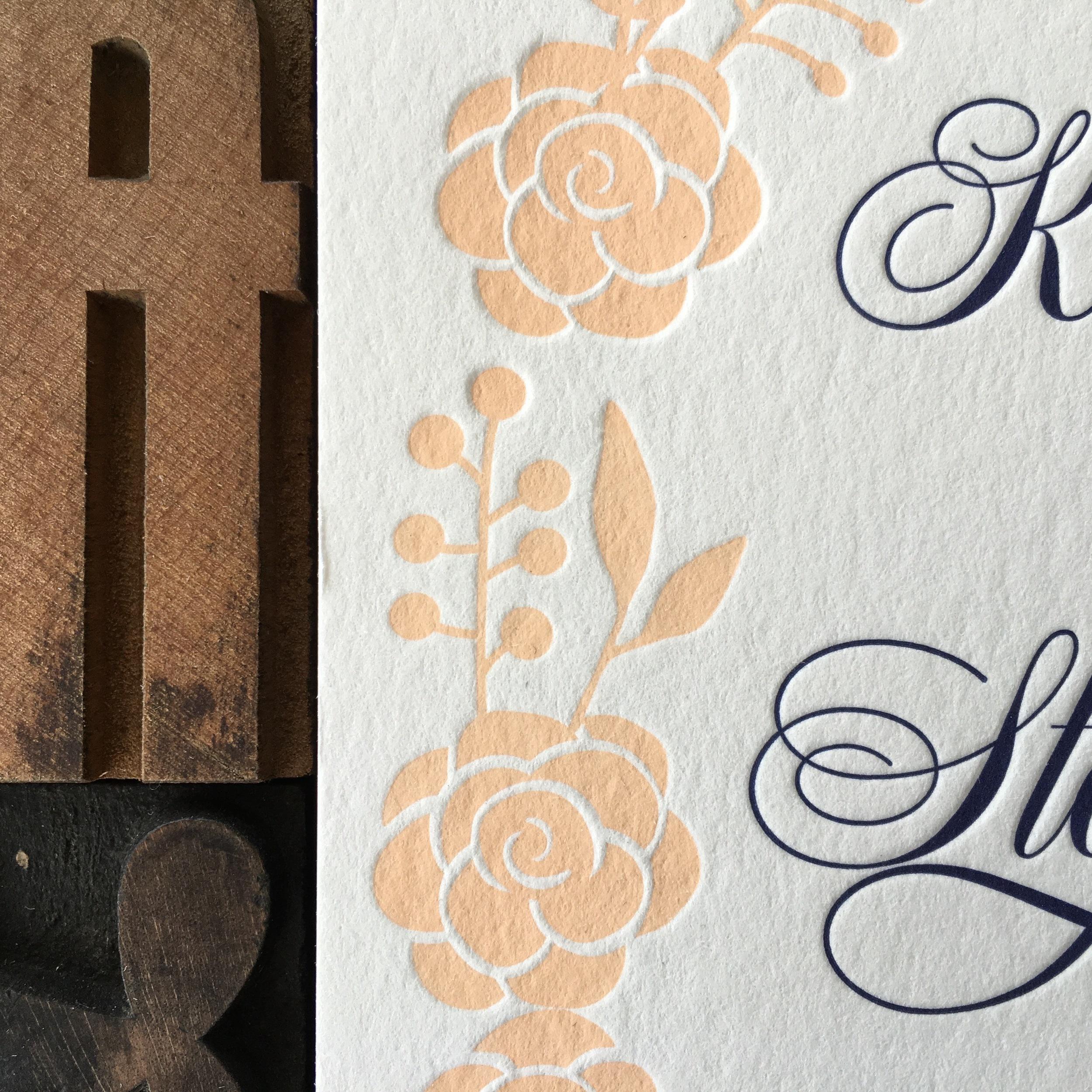 Kirsten & Stephen Detail