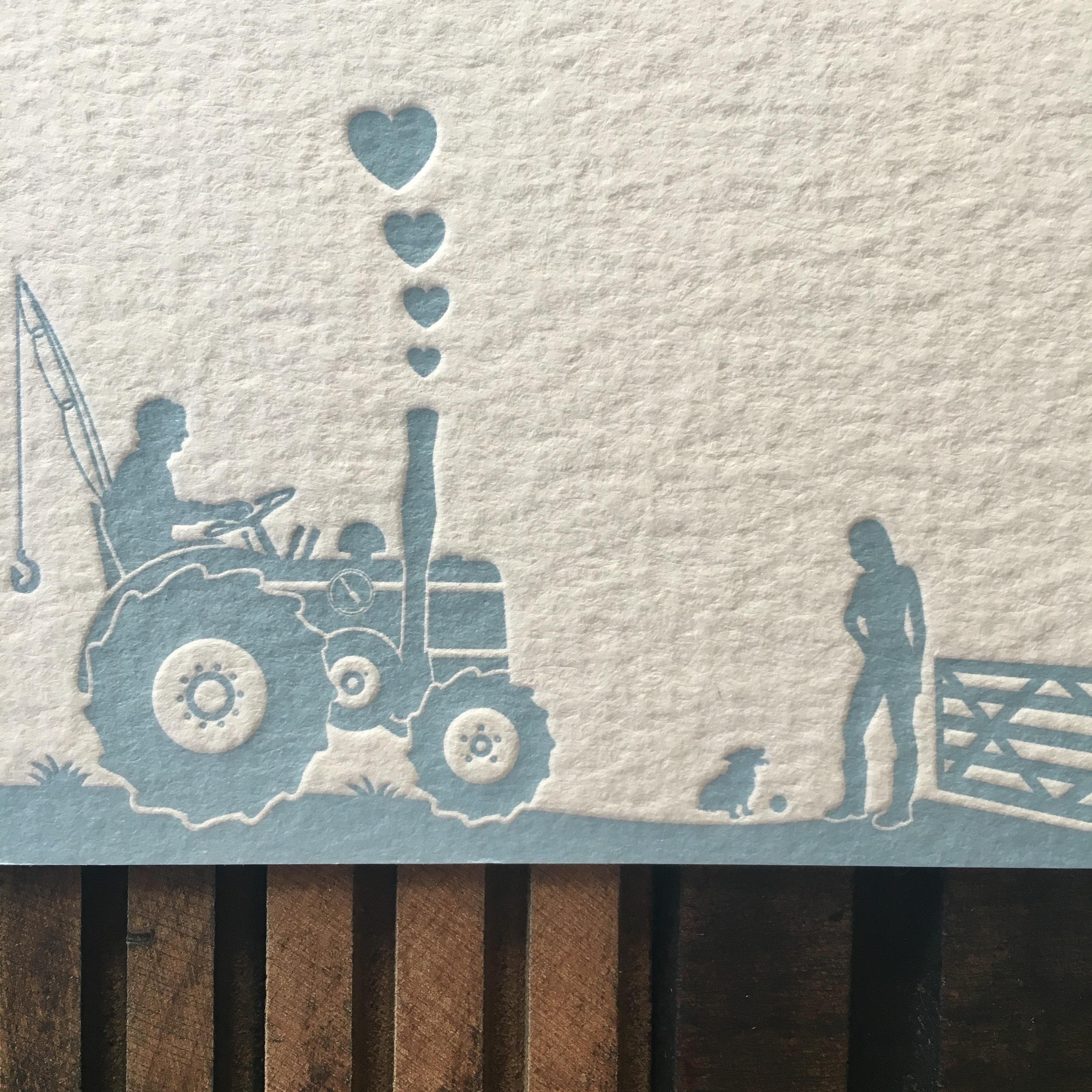 Helen & Mark Detail