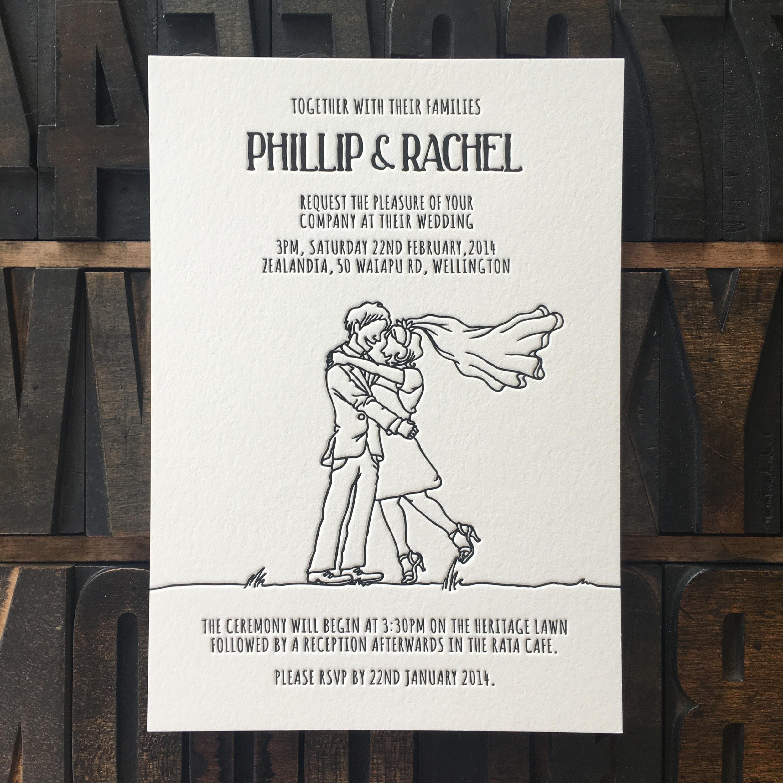 Phillip & Rachel
