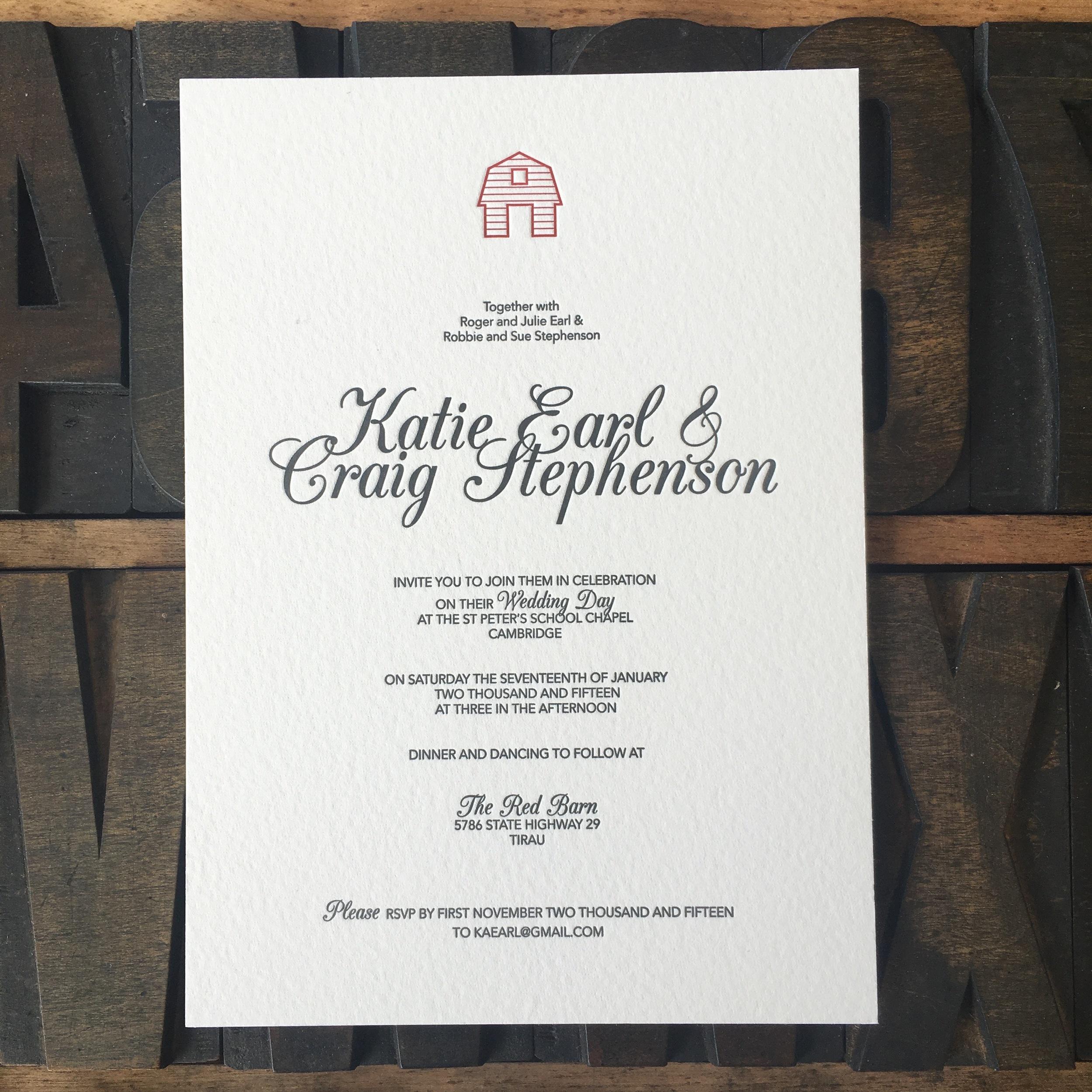 Katie & Craig
