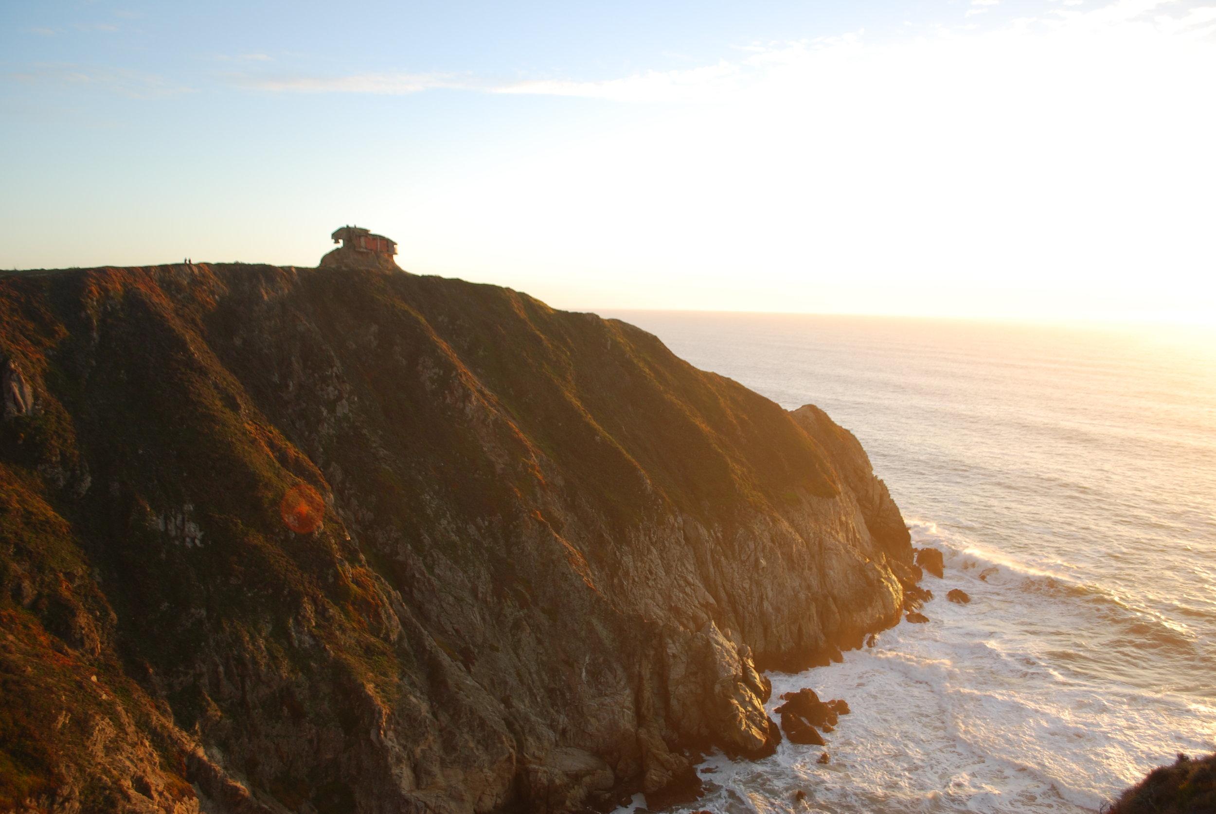 Devil's Slide, Bay Area, California