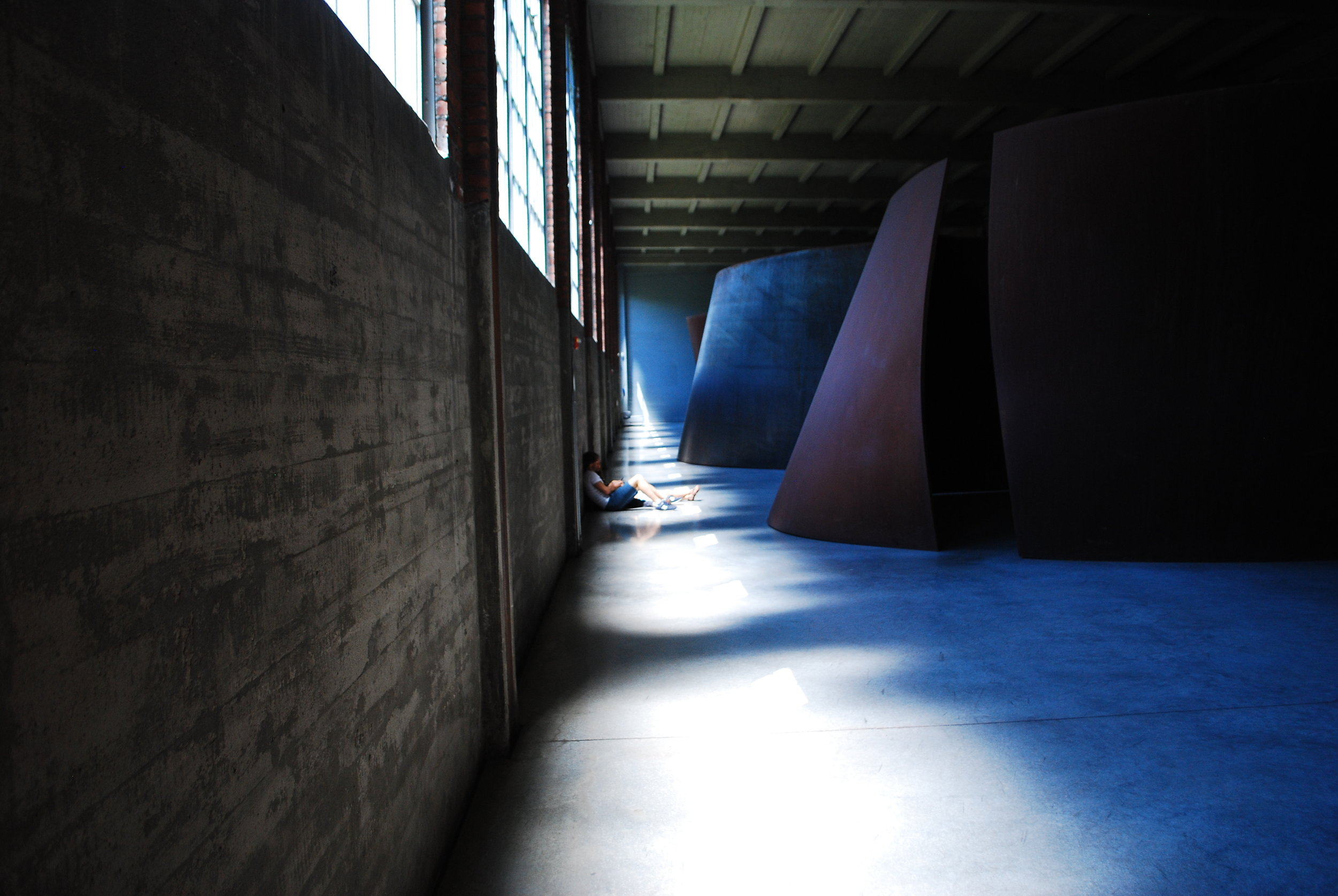 Dia:Beacon Museum, Beacon, NY