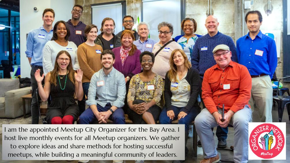 Meetup City Organizer