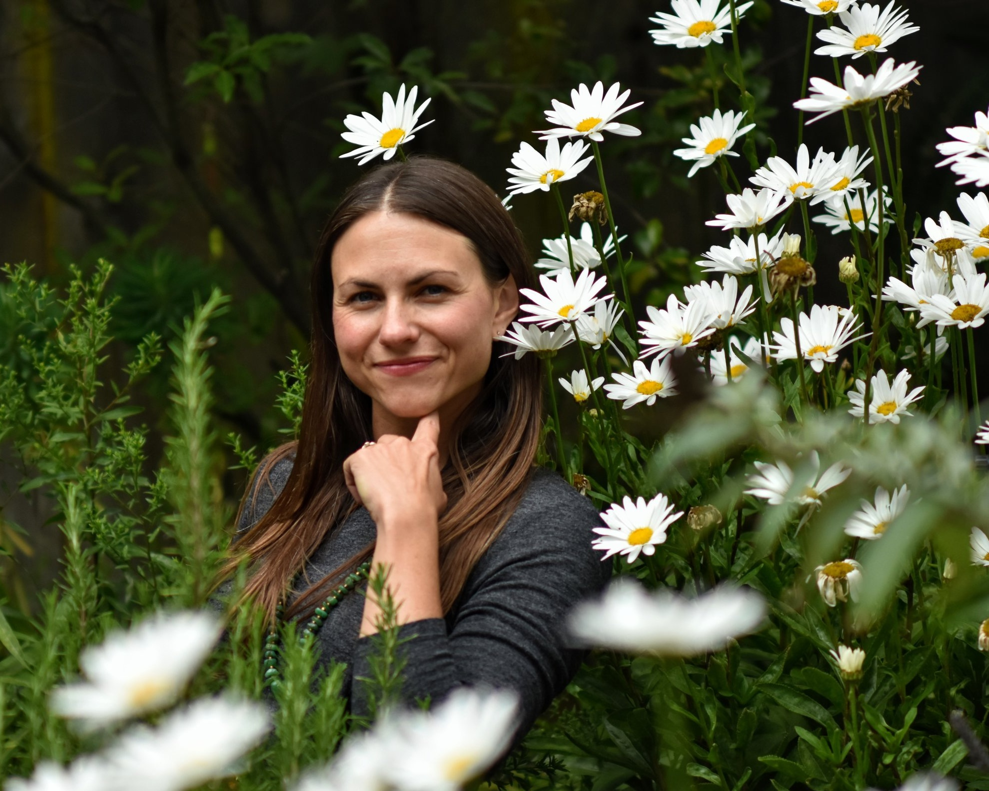 Sarah Oswald, facilitator, wedding officiant, premarital coaching