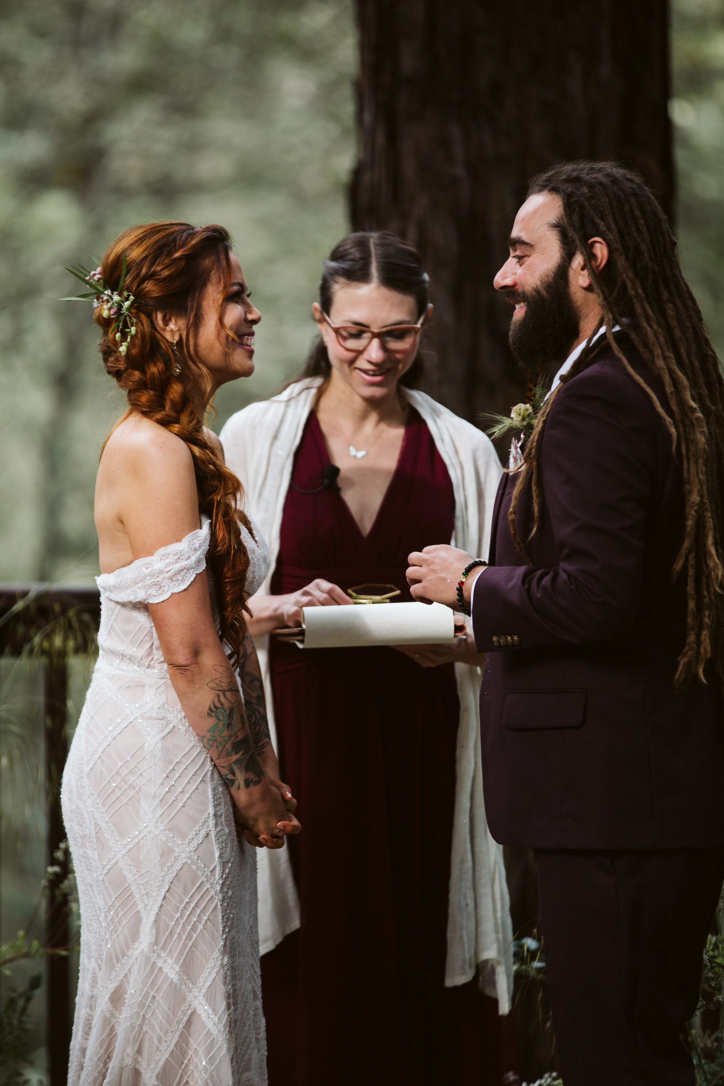 Lead Your Love Life, wedding officiant, Oakland