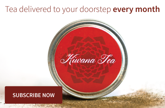 Tea delivered to your doorstep every month. Subscribe now.
