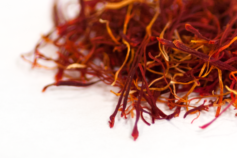 saffron-tea