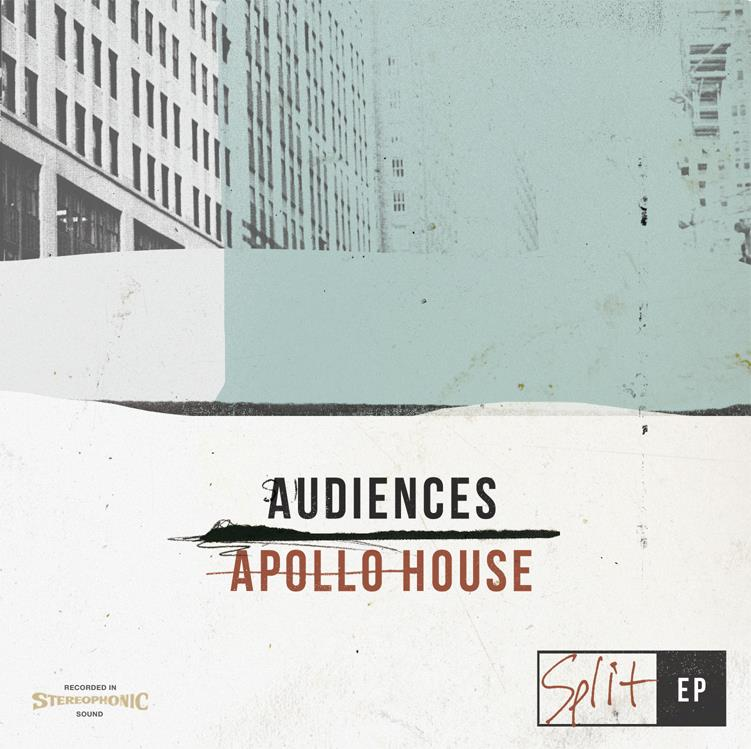 Audiences and Apollo House cover art