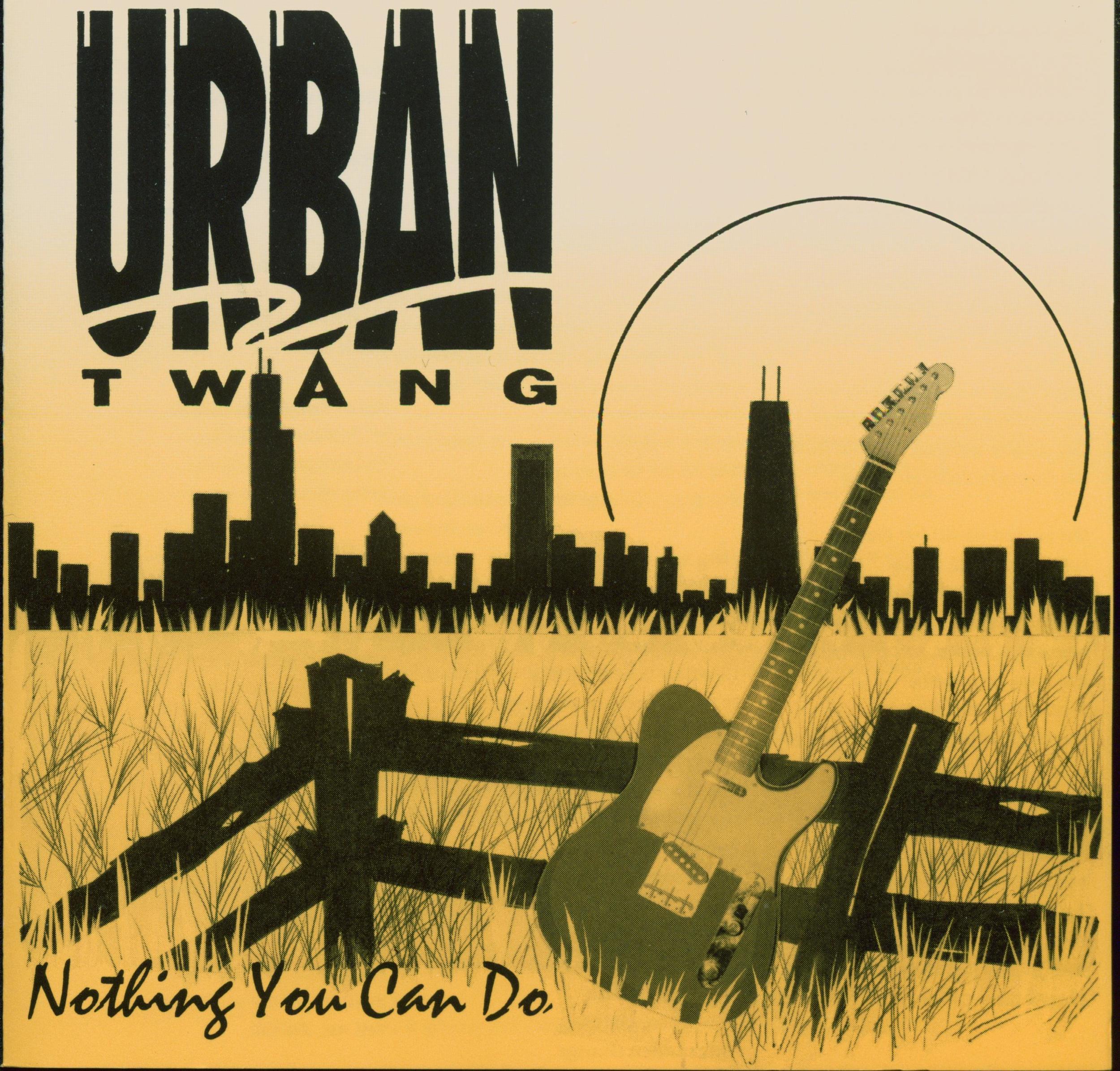 Urban Twang Nothing You Can Do Album Artwork