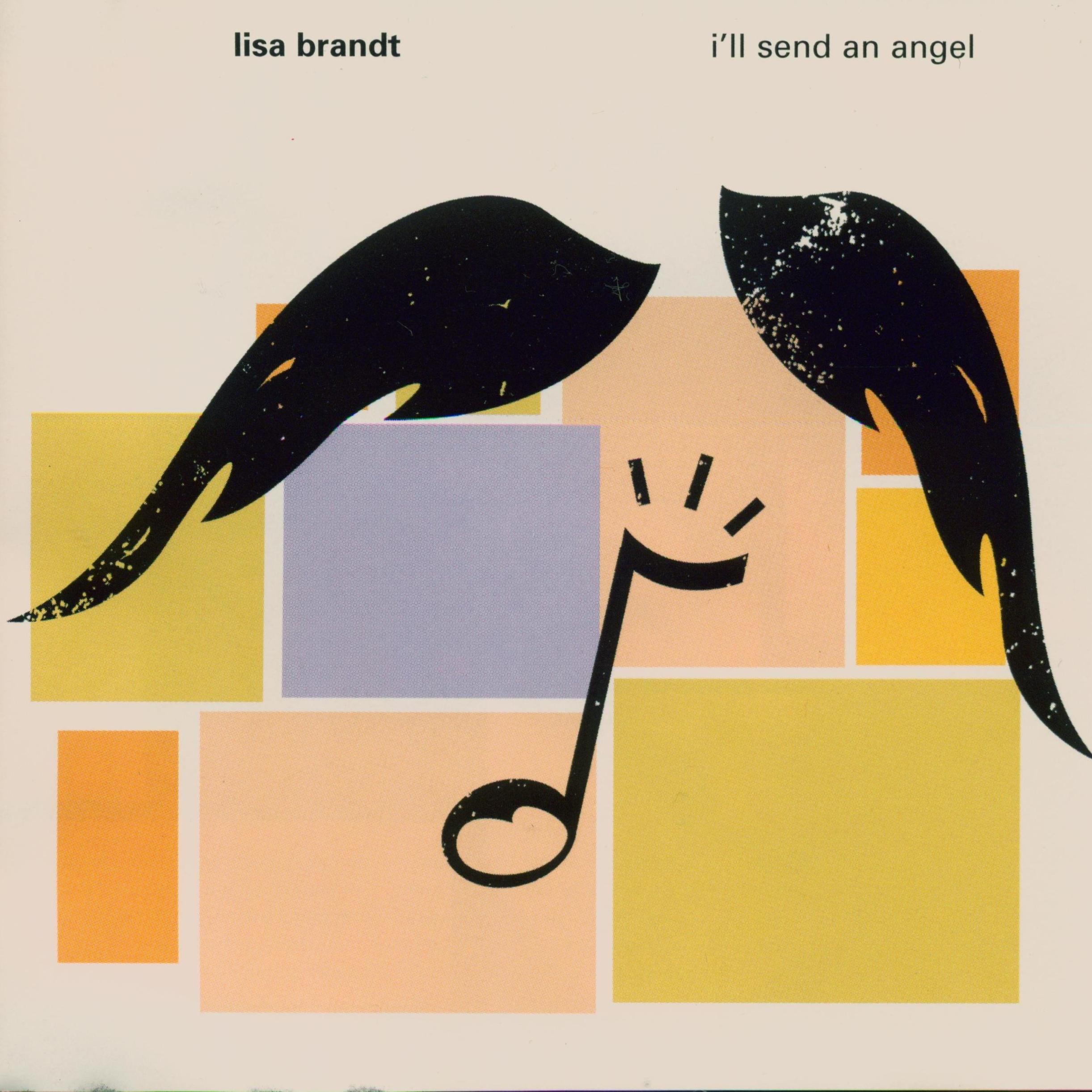 Lisa Brandt I'll Send An Angel Album Artwork