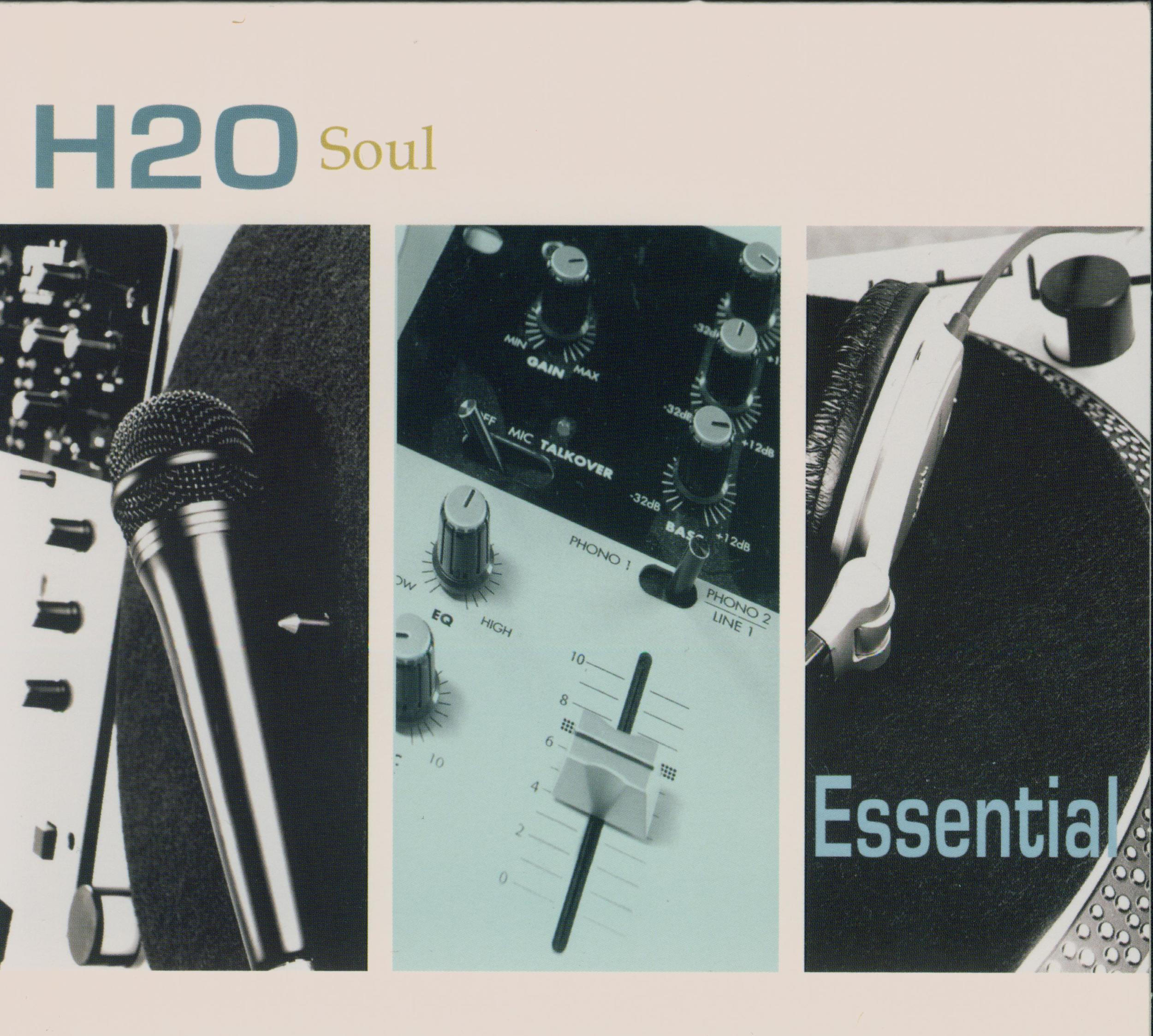 H2O Sou Essential Album Artwork
