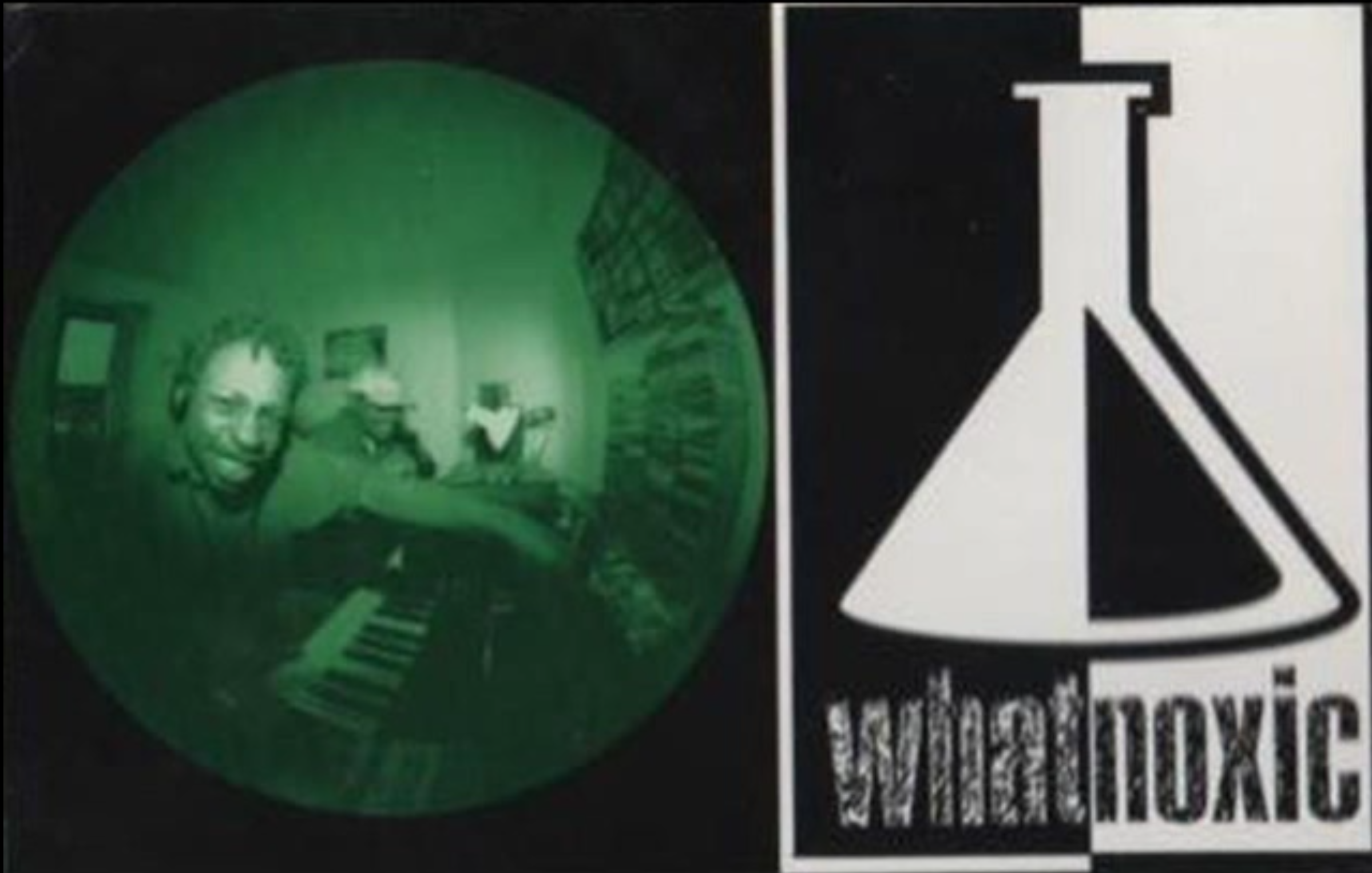 Whatnoxic Cassette Artwork