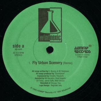 Whatnoxic Vinyl Record