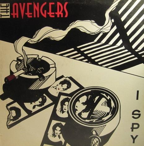 The Avengers I Spy Album Artwork
