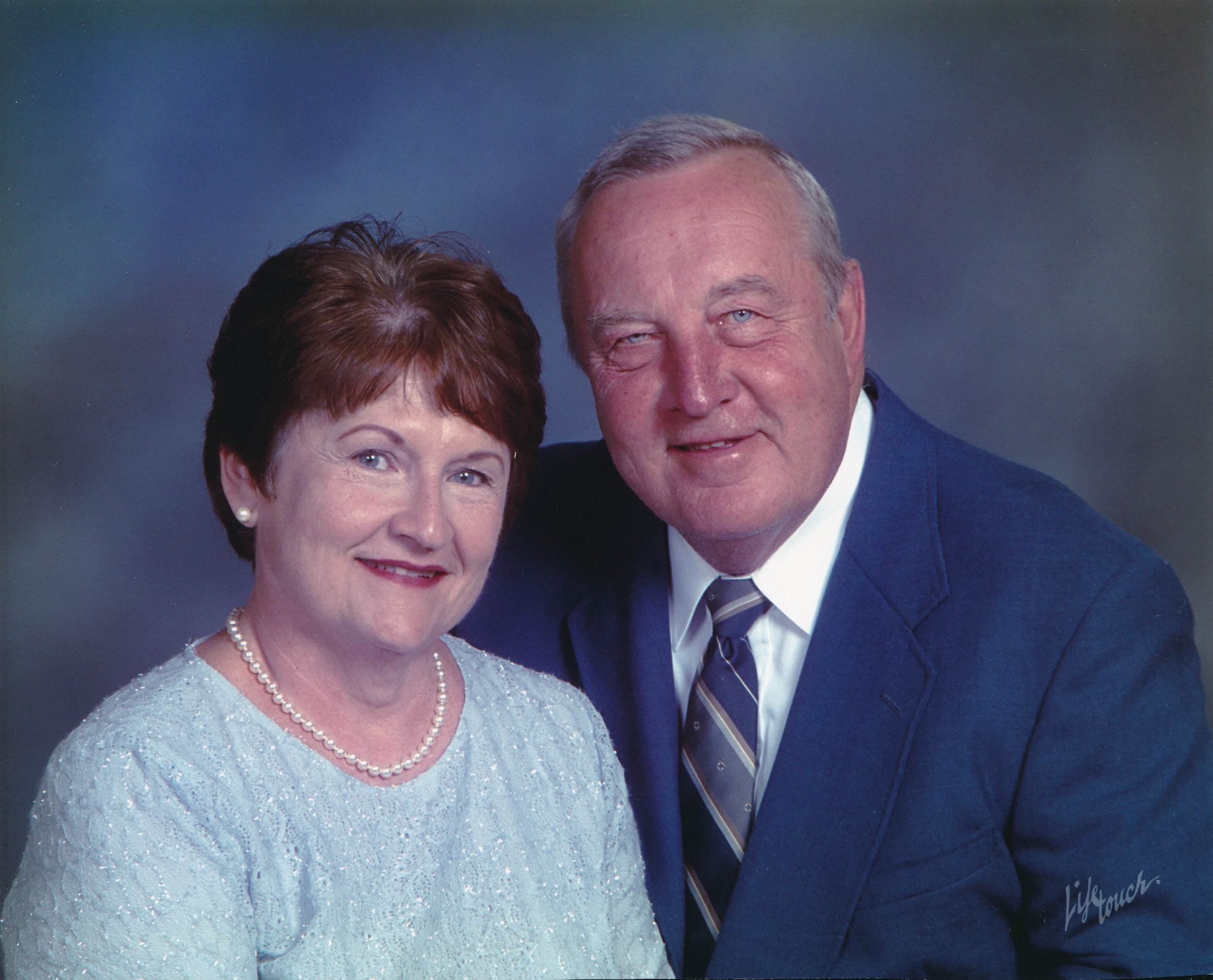 Mary Jean and Gil Hebenstreit