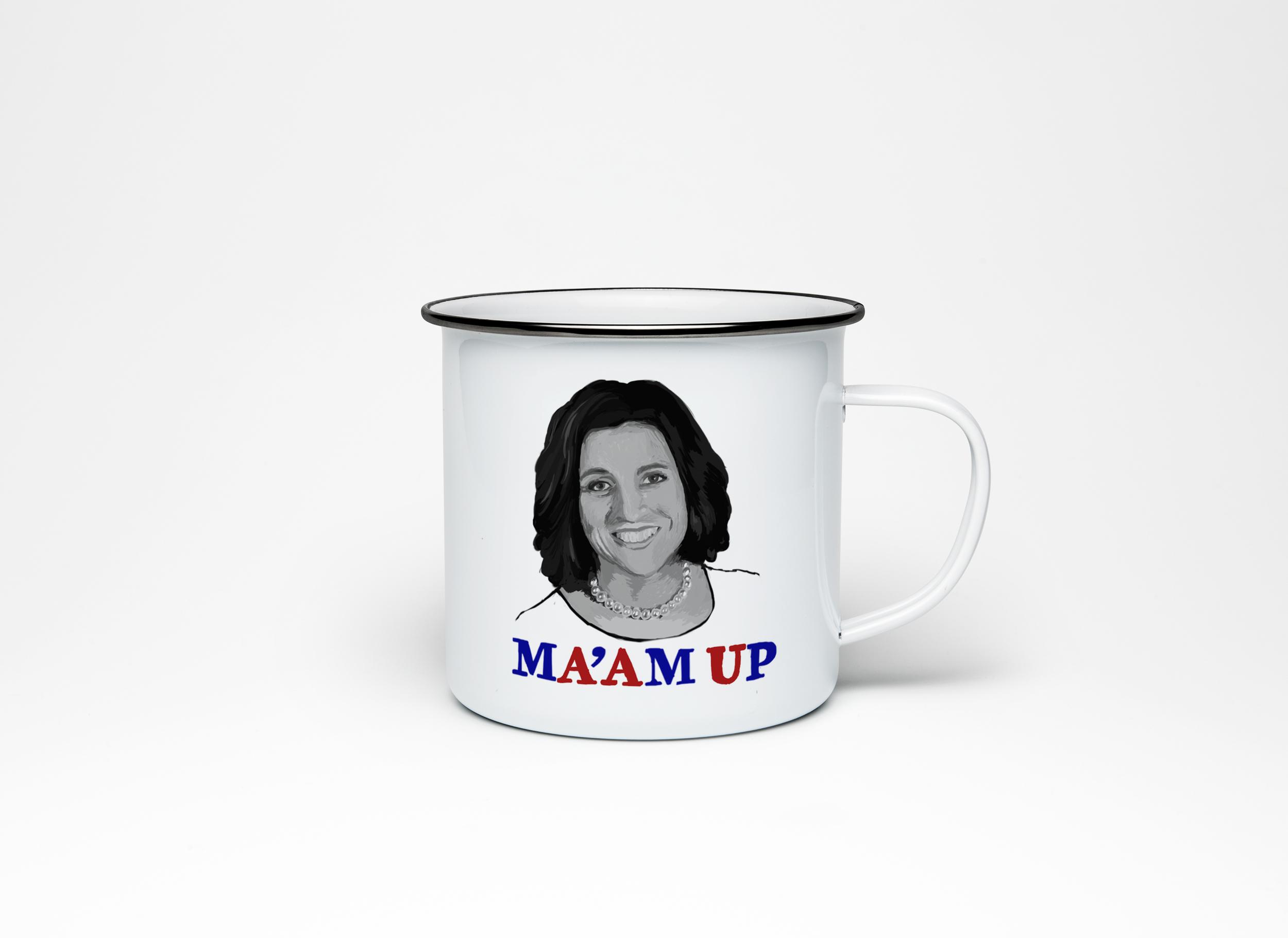 Selina Meyer Mug