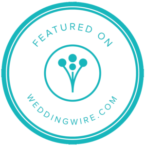 Review us on: WEDDING WIRE