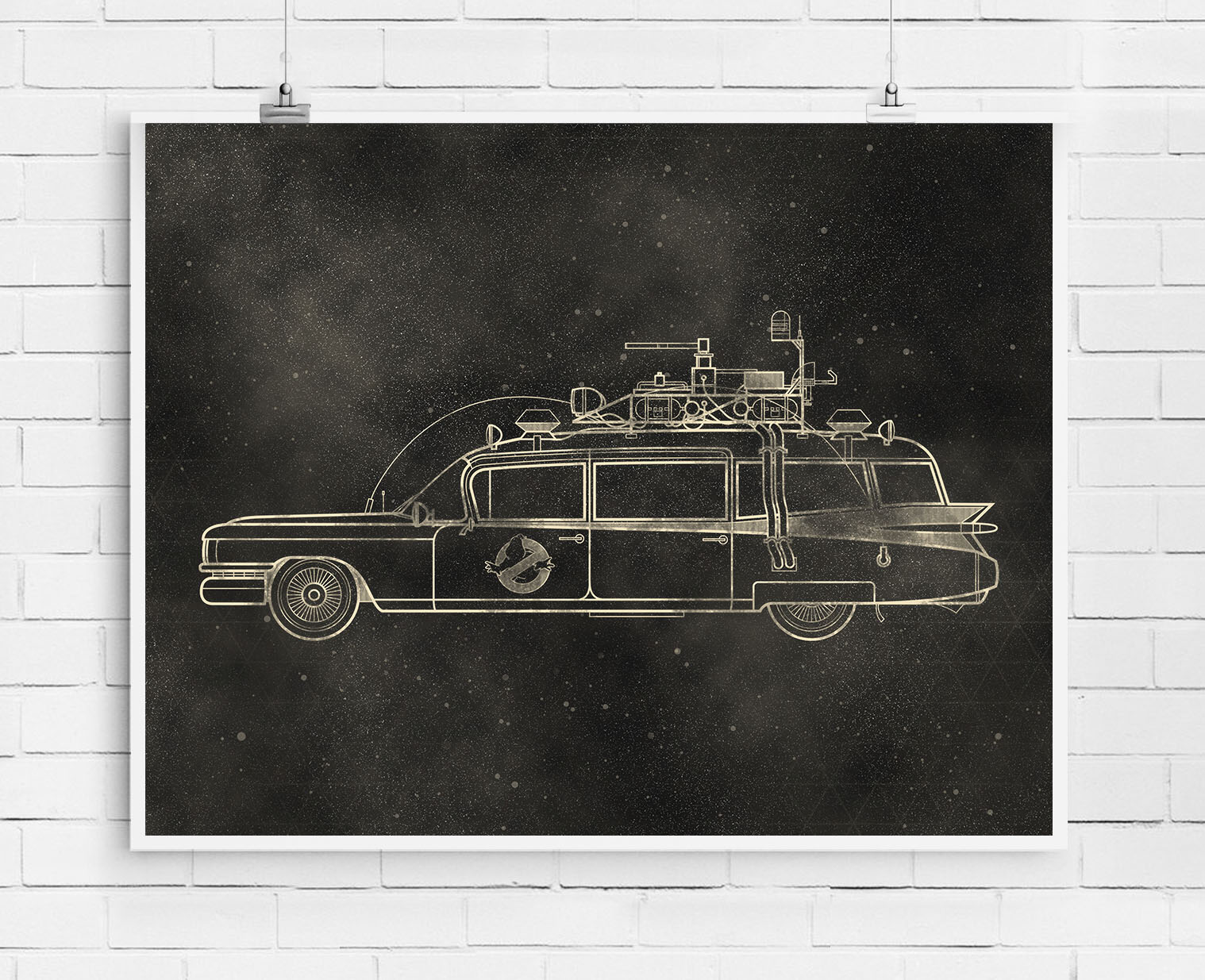 Ghostbusters: Print coming soon