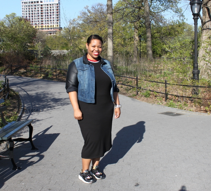 Let's take a long walk around the park (Jill Scott voice)
