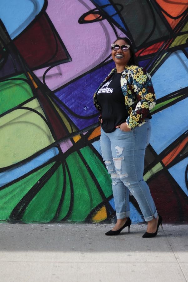 Rachel Roy Girlfriend Jeans